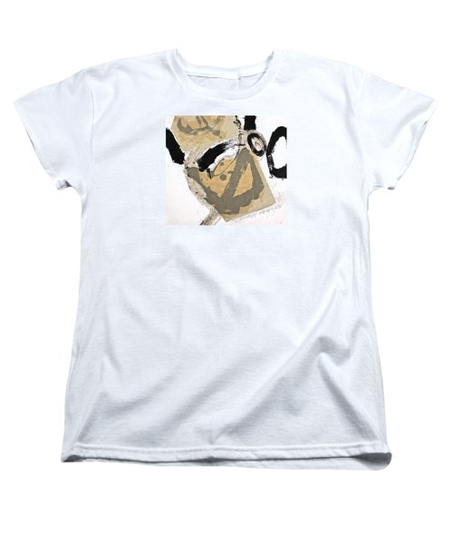 Chine Colle Women's T-Shirt (Standard Cut) by Cliff Spohn