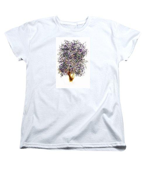 Christmas Spirit Women's T-Shirt (Standard Cut) by John Stuart Webbstock