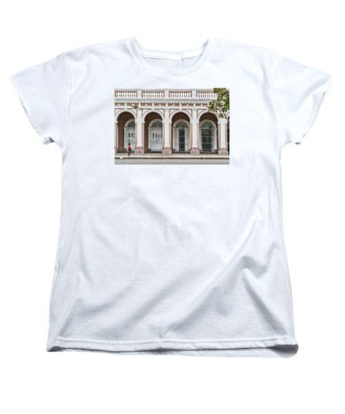 Cienfuegos Arches Women's T-Shirt (Standard Cut)