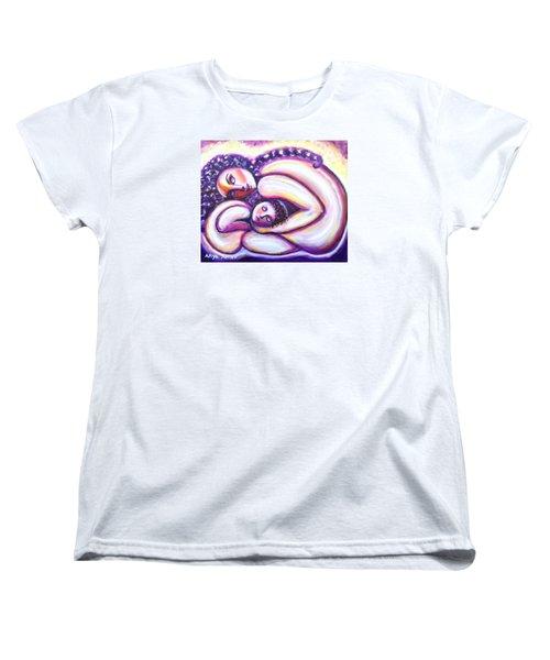 Circle Of Love Women's T-Shirt (Standard Cut)