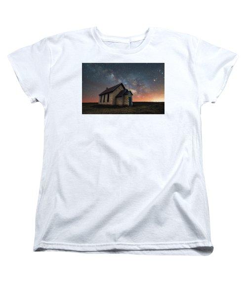 Women's T-Shirt (Standard Cut) featuring the photograph Class Of 1886 by Darren White
