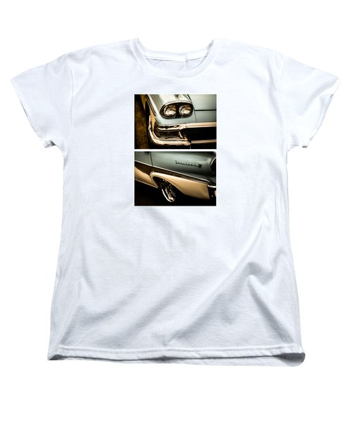 Classic Duo 1 Women's T-Shirt (Standard Cut) by Ryan Weddle