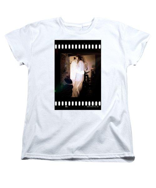 Women's T-Shirt (Standard Cut) featuring the photograph Closeness by Al Bourassa
