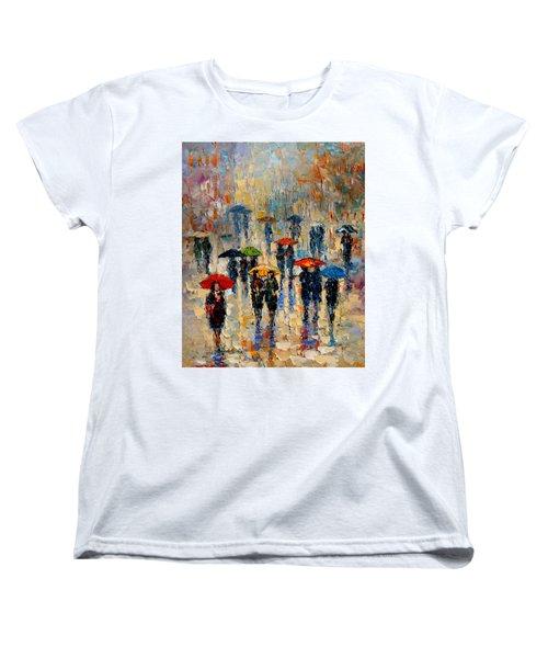 Cloudy Day Women's T-Shirt (Standard Cut)
