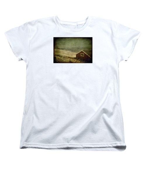 Coast Of Norway Women's T-Shirt (Standard Cut) by Vittorio Chiampan