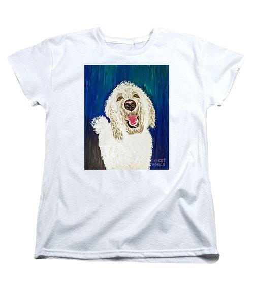 Coco  Women's T-Shirt (Standard Cut) by Ania M Milo