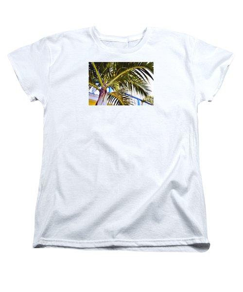 Coconut Cover Women's T-Shirt (Standard Cut) by JAMART Photography