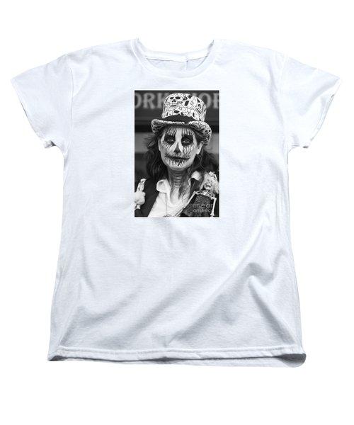 Collector Women's T-Shirt (Standard Cut) by David  Hollingworth