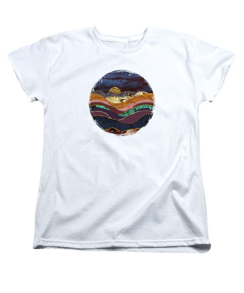 Color Fields Women's T-Shirt (Standard Fit)