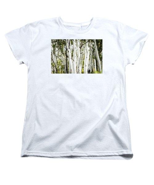 Colorado Aspens Women's T-Shirt (Standard Cut)