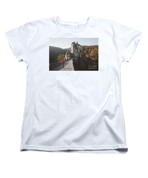 Coming Home Women's T-Shirt (Standard Cut) by JR Photography