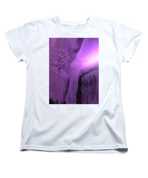 First Light 2 Women's T-Shirt (Standard Cut) by Yul Olaivar
