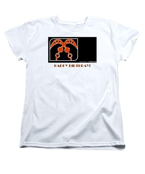 Courage Women's T-Shirt (Standard Cut)