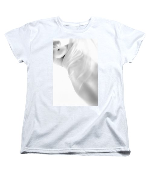 Women's T-Shirt (Standard Cut) featuring the photograph Covering The Body by Evgeniy Lankin