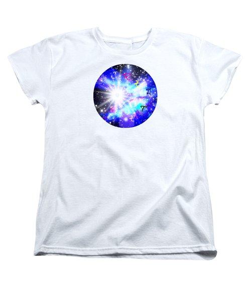 Create Women's T-Shirt (Standard Cut) by Leanne Seymour