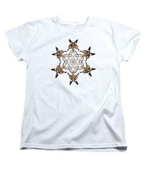 Crystal 24 Women's T-Shirt (Standard Cut) by Robert Thalmeier