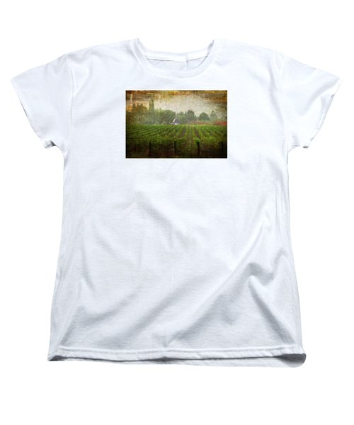 Cultivating A Chardonnay Women's T-Shirt (Standard Cut)