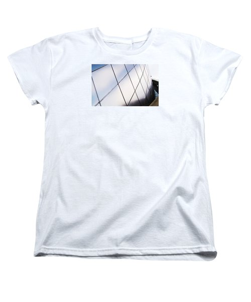 Curve Of The Cone Women's T-Shirt (Standard Cut) by Martin Cline