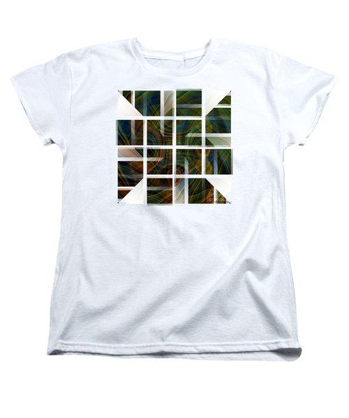 Cutting Life Women's T-Shirt (Standard Cut) by Thibault Toussaint