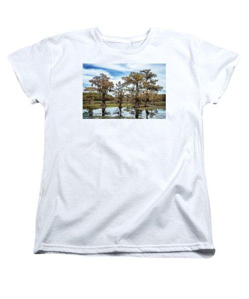 Cypress Expression  Women's T-Shirt (Standard Cut)