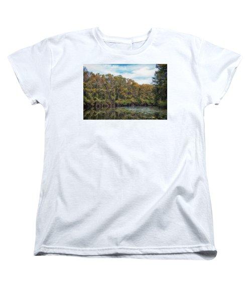 Cypress Jungle Women's T-Shirt (Standard Cut)