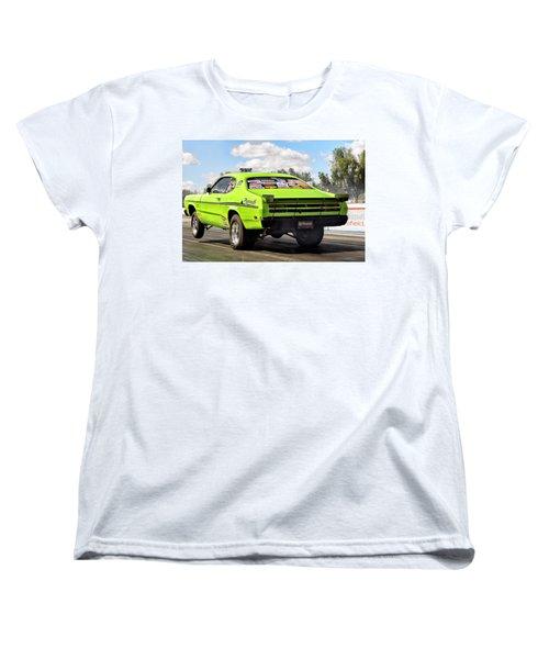 David D Women's T-Shirt (Standard Cut) by John Swartz
