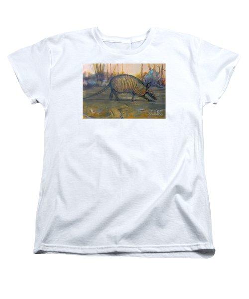Dawn Run Women's T-Shirt (Standard Cut) by Donald Maier