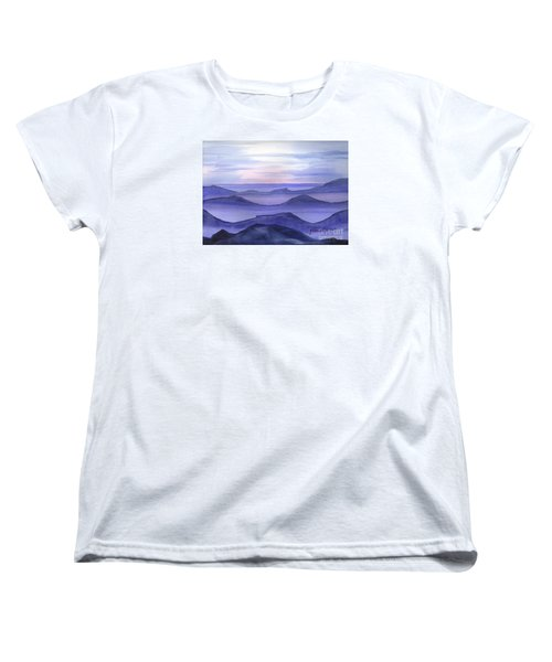 Day Break Women's T-Shirt (Standard Cut) by Yolanda Koh