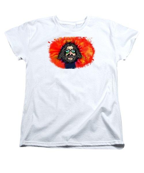 Dead Head Women's T-Shirt (Standard Cut) by Pat Cook
