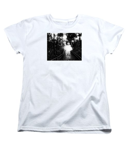 Women's T-Shirt (Standard Cut) featuring the photograph Dejavu by Hayato Matsumoto