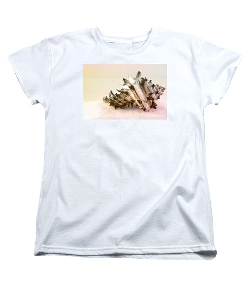 Delicate Shell Women's T-Shirt (Standard Cut)