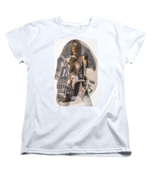Devils Dance Women's T-Shirt (Standard Cut) by Tbone Oliver