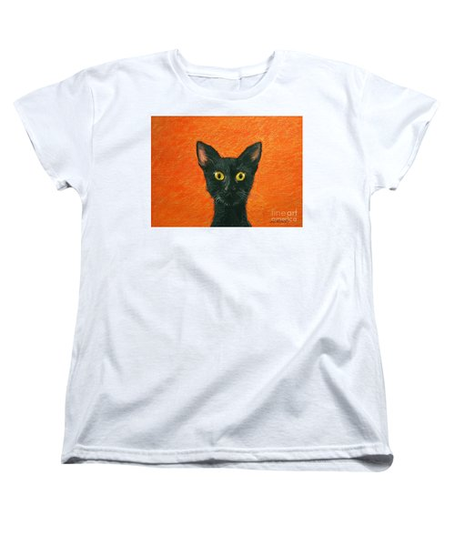 Dinner? Women's T-Shirt (Standard Cut) by Marna Edwards Flavell