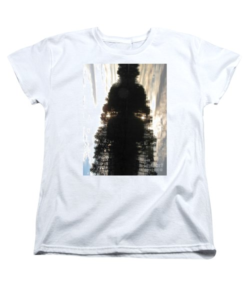 Do You See? Women's T-Shirt (Standard Cut) by Melissa Stoudt