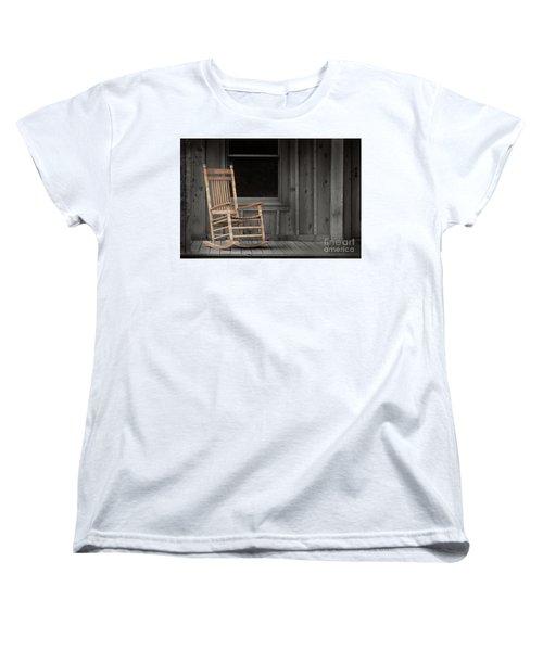 Dock Chair Women's T-Shirt (Standard Cut)