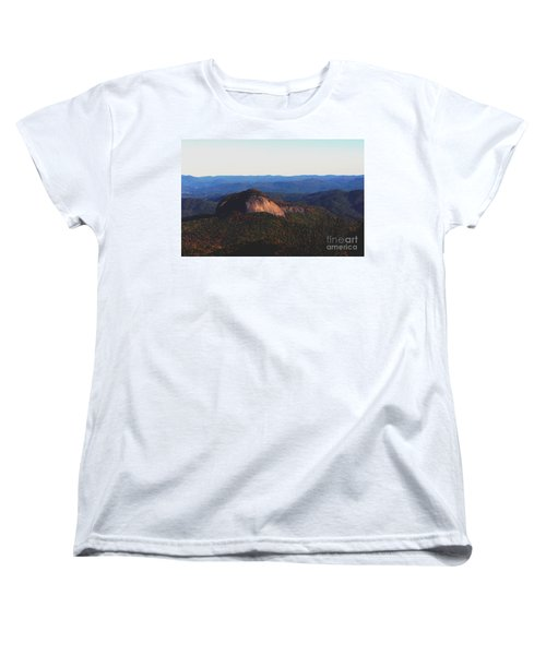Dome Top Women's T-Shirt (Standard Cut) by Debra Crank