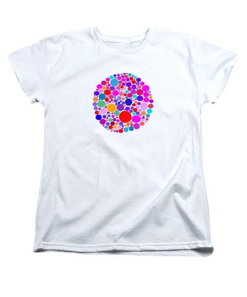 Dots 03 Women's T-Shirt (Standard Cut)