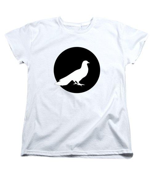 Dove Women's T-Shirt (Standard Cut) by Mordax Furittus