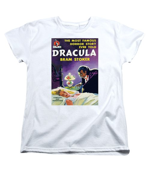 Dracula Women's T-Shirt (Standard Cut) by Unknown Artist