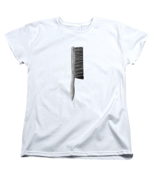 Drafting Brush Women's T-Shirt (Standard Cut)