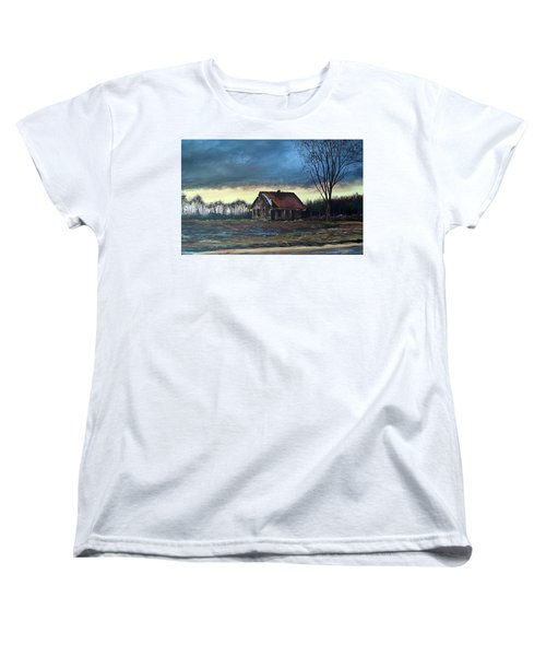 East Of Eden Women's T-Shirt (Standard Cut)