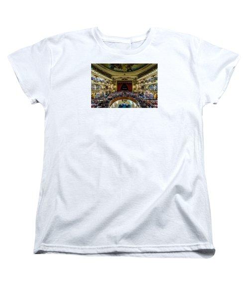 El Ateneo Grand Splendid Women's T-Shirt (Standard Cut)