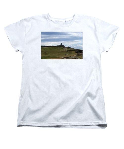 El Morro Women's T-Shirt (Standard Cut)