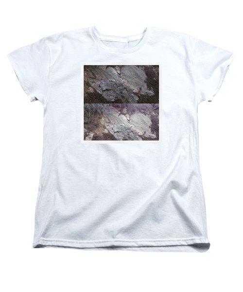 Elephant Formation  Women's T-Shirt (Standard Cut)