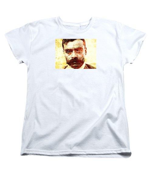 Emiliano Zapata Women's T-Shirt (Standard Cut)