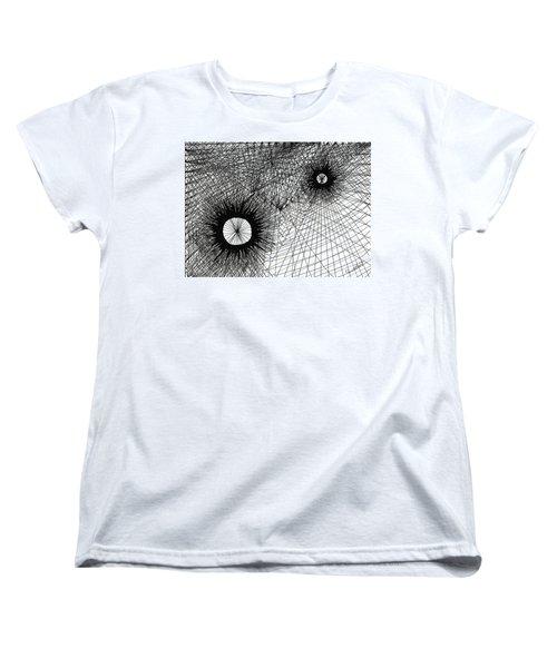 Energy Women's T-Shirt (Standard Cut) by Quwatha Valentine