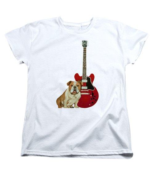 Es 335 Women's T-Shirt (Standard Cut) by John Stuart Webbstock
