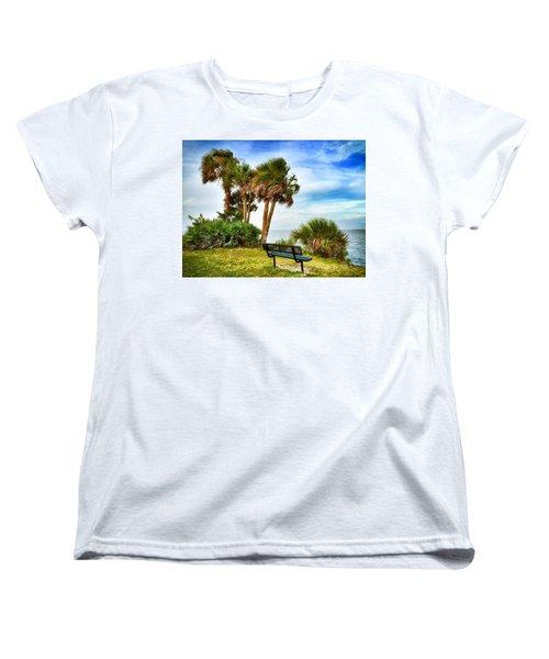 Esperare Women's T-Shirt (Standard Cut) by Carlos Avila