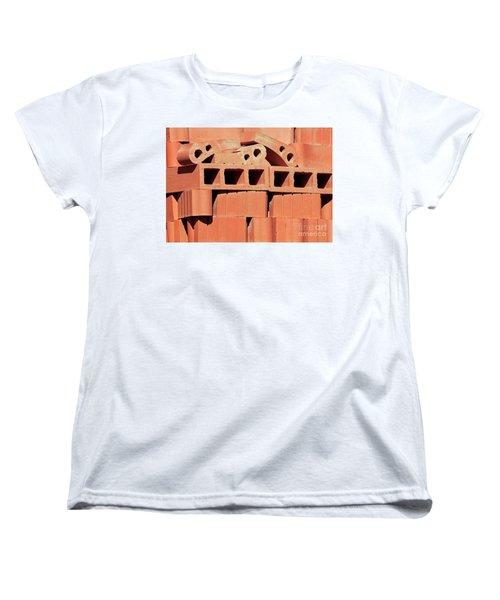 Women's T-Shirt (Standard Cut) featuring the photograph Euclid Engineering Llc by Joe Jake Pratt
