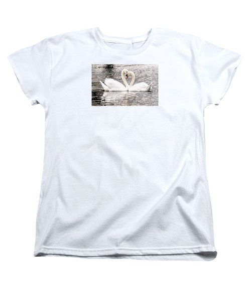 Women's T-Shirt (Standard Cut) featuring the photograph Everlasting Love by Cathy Donohoue